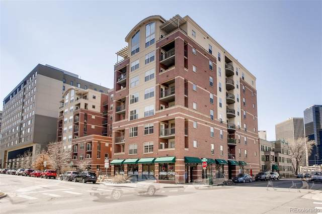 1975 N Grant Street #525, Denver, CO 80203 (#9286251) :: The Dixon Group