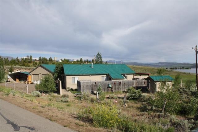 57 County Road 41, Granby, CO 80446 (#9286282) :: The Peak Properties Group