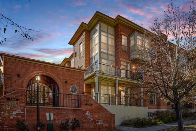 2580 17th Street #106, Denver, CO 80211 (#9286288) :: The Heyl Group at Keller Williams