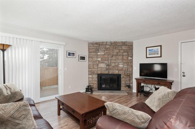 10251 W 44th Avenue 1-101, Wheat Ridge, CO 80033 (#9286333) :: House Hunters Colorado