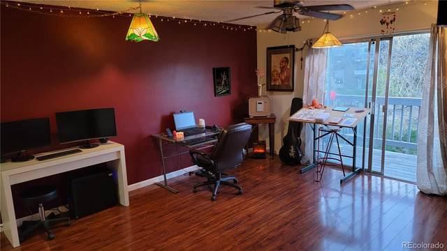 309 E Highline Circle #302, Centennial, CO 80122 (#9287032) :: Colorado Home Finder Realty