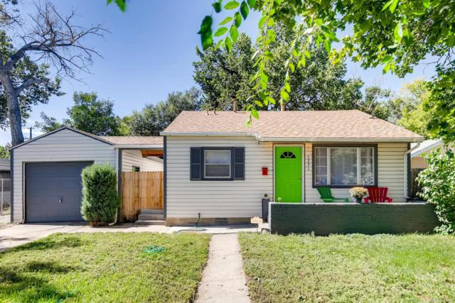 1331 S Osceola Street, Denver, CO 80219 (#9287544) :: Wisdom Real Estate
