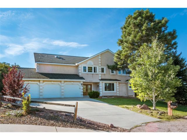 14725 Gleneagle Drive, Colorado Springs, CO 80921 (MLS #9287604) :: 8z Real Estate