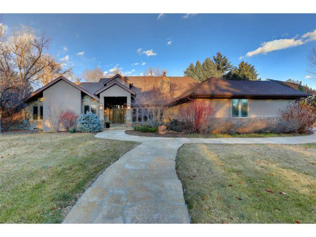 4245 S Bellaire Circle, Cherry Hills Village, CO 80113 (MLS #9288711) :: 8z Real Estate