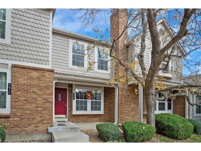 9673 W Chatfield Avenue F, Littleton, CO 80128 (#9288922) :: RE/MAX Professionals