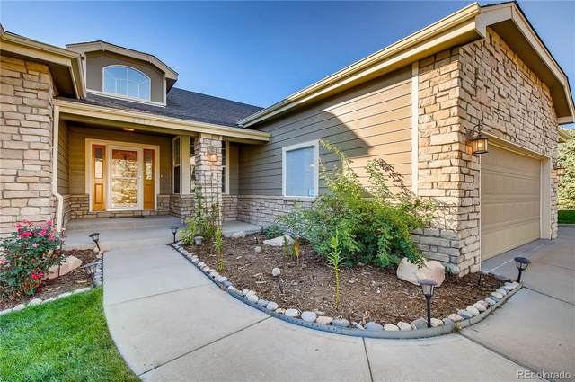 2517 Innisbrook Court, Castle Rock, CO 80104 (#9289131) :: Compass Colorado Realty