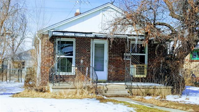 4101 Saint Paul Street, Denver, CO 80216 (#9289471) :: The Heyl Group at Keller Williams