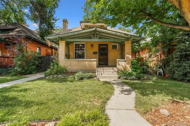 1351 Jackson Street #1353, Denver, CO 80206 (#9290019) :: Wisdom Real Estate