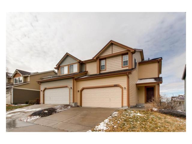 1407 Live Oak Road, Castle Rock, CO 80104 (#9290281) :: The Sold By Simmons Team