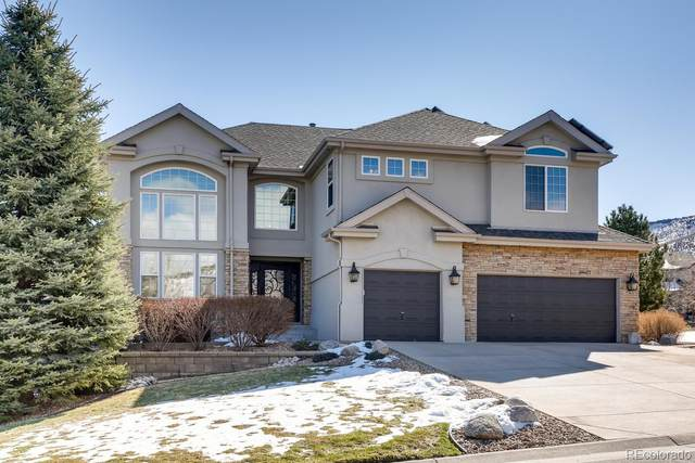 5363 Dunraven Circle, Golden, CO 80403 (MLS #9290554) :: 8z Real Estate
