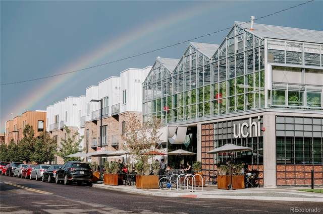 2525 Arapahoe Street #105, Denver, CO 80205 (#9291227) :: Mile High Luxury Real Estate