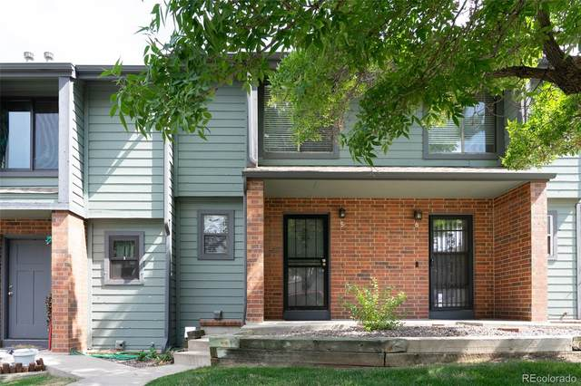 3506 S Depew Street #5, Lakewood, CO 80235 (#9291405) :: iHomes Colorado