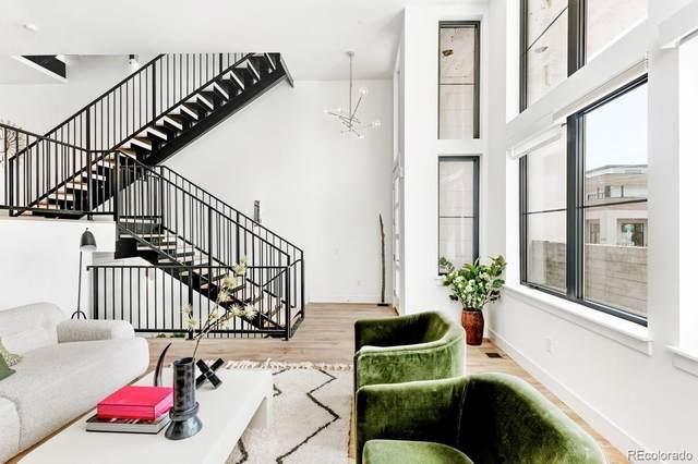 818 N Ash Street #2, Denver, CO 80220 (#9291650) :: The Colorado Foothills Team | Berkshire Hathaway Elevated Living Real Estate