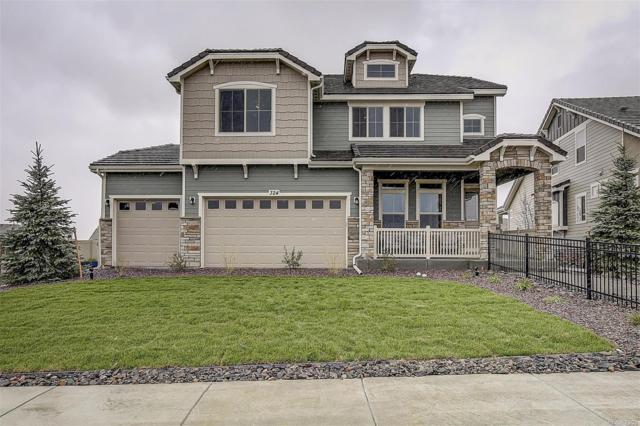 324 Highlands Circle, Erie, CO 80516 (#9291674) :: HomePopper