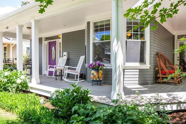 530 Jefferson Avenue, Louisville, CO 80027 (#9292269) :: HomeSmart Realty Group