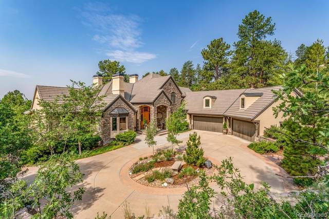 228 Hidden Valley Lane, Castle Rock, CO 80108 (#9292464) :: Kimberly Austin Properties