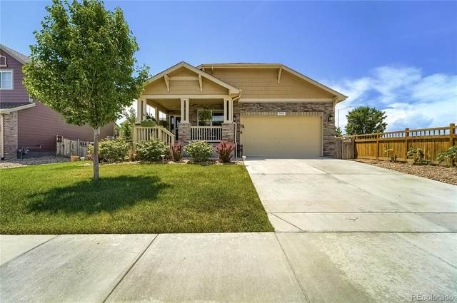 5008 Thistle Drive, Brighton, CO 80601 (MLS #9292543) :: 8z Real Estate
