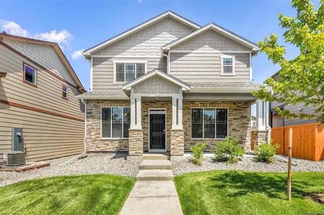 11755 Lovegrass Drive, Parker, CO 80138 (MLS #9292609) :: 8z Real Estate