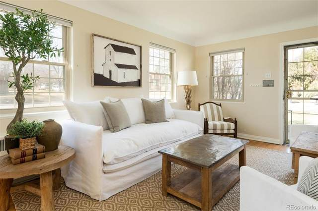 1400 Ivy Street, Denver, CO 80220 (MLS #9292712) :: Kittle Real Estate