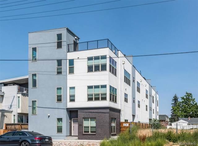 4954 Lowell Boulevard, Denver, CO 80221 (#9293152) :: Finch & Gable Real Estate Co.