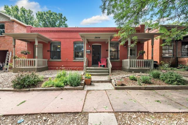 2444 W Argyle Place, Denver, CO 80211 (MLS #9293233) :: 8z Real Estate