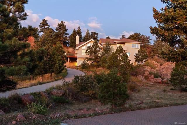 9001 Eastridge Road, Golden, CO 80403 (MLS #9293253) :: 8z Real Estate