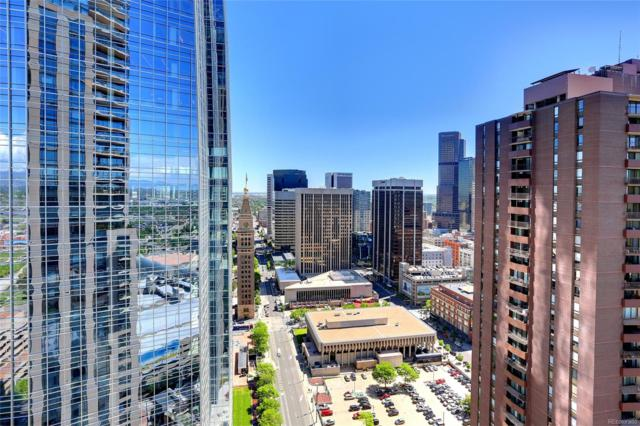 1133 14th Street #2720, Denver, CO 80202 (MLS #9293755) :: 8z Real Estate