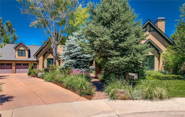 5959 S Ogden Court, Centennial, CO 80121 (MLS #9294215) :: Bliss Realty Group