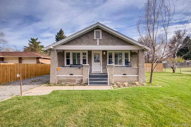 7340 W 32nd Avenue, Wheat Ridge, CO 80033 (#9294291) :: The Peak Properties Group