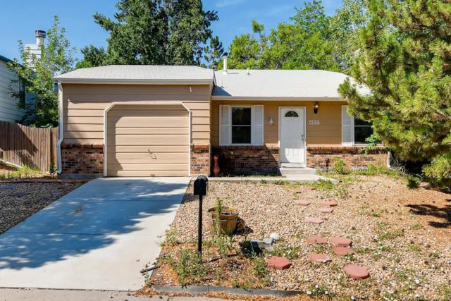 4823 S Pagosa Way, Aurora, CO 80015 (#9294404) :: Structure CO Group
