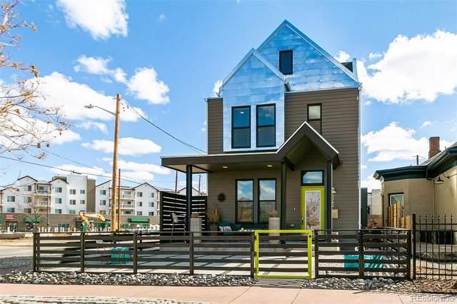 3262 Curtis Street, Denver, CO 80205 (#9294476) :: Wisdom Real Estate
