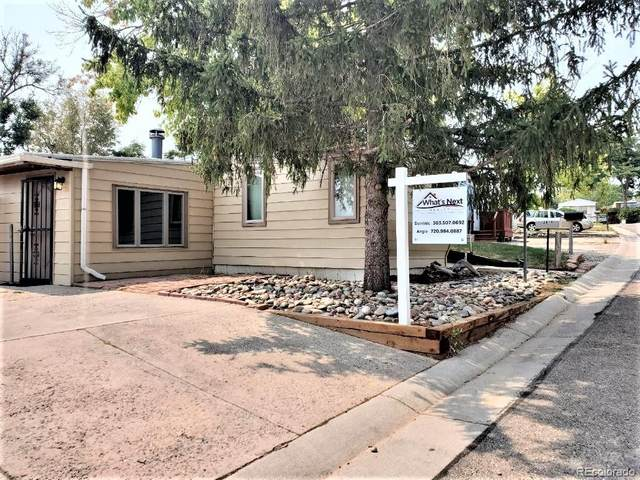 2016 Tulane Street, Federal Heights, CO 80260 (#9294534) :: Compass Colorado Realty