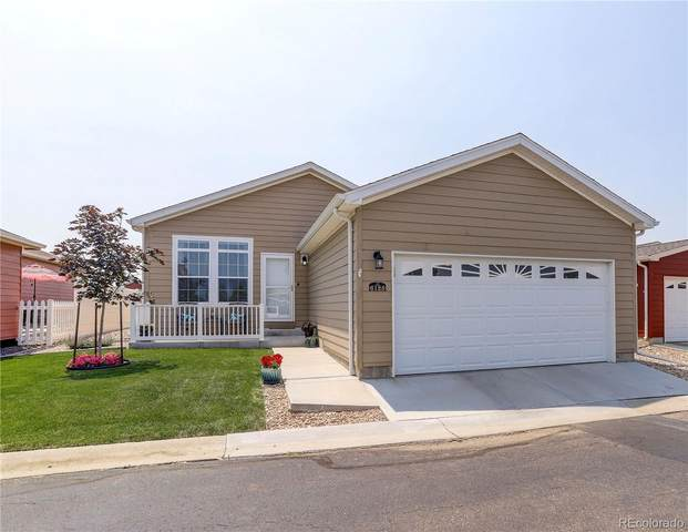 6125 Laural Green #260, Frederick, CO 80530 (#9294720) :: The Gilbert Group