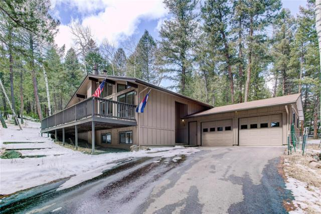7835 Native Dancer Trail, Evergreen, CO 80439 (#9294947) :: The Peak Properties Group