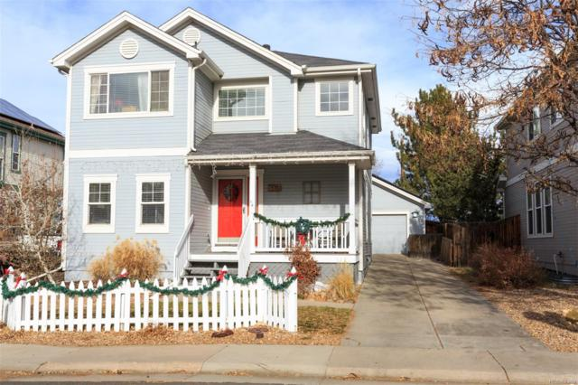 8033 E Harvard Circle, Denver, CO 80231 (#9295102) :: The HomeSmiths Team - Keller Williams
