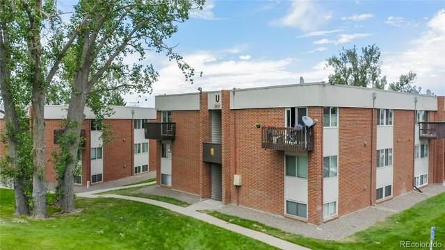 3613 S Sheridan Boulevard #14, Lakewood, CO 80235 (#9295165) :: Peak Properties Group