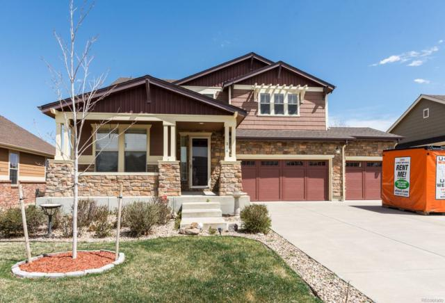 214 N Flat Rock Street, Aurora, CO 80018 (#9295253) :: The Pete Cook Home Group