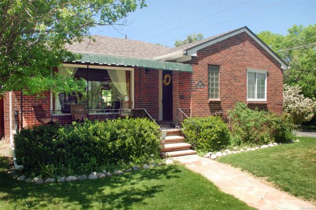 1295 Forest Street, Denver, CO 80220 (#9295380) :: The Galo Garrido Group