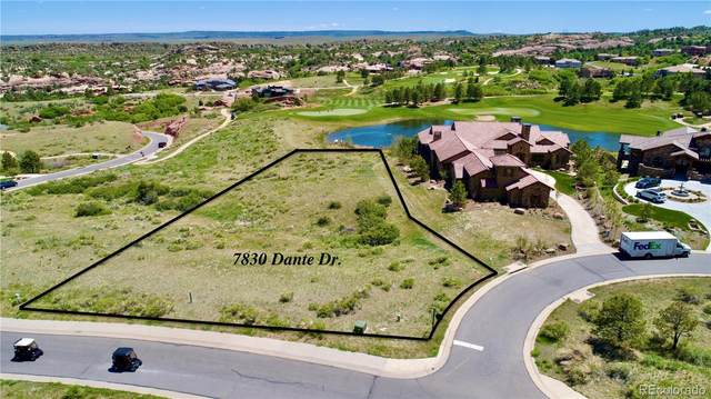 7830 Dante Drive, Littleton, CO 80125 (MLS #9296575) :: 8z Real Estate