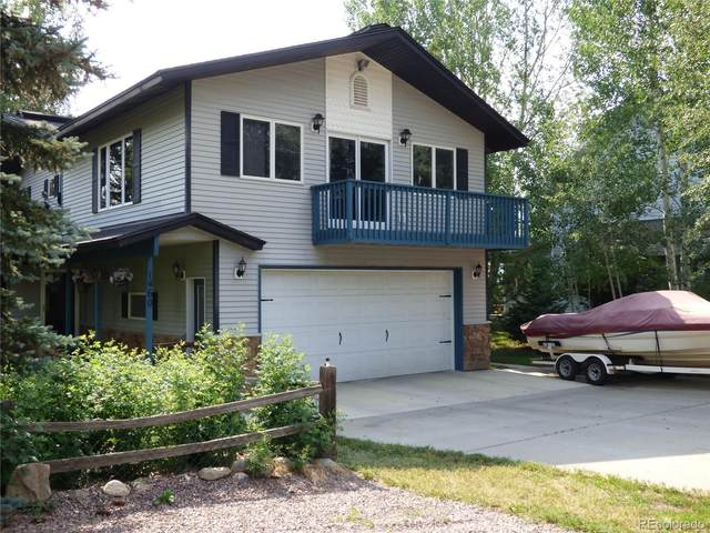 1460 Park Court, Steamboat Springs, CO 80487 (#9296661) :: THE SIMPLE LIFE, Brokered by eXp Realty