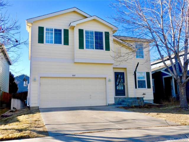 8147 S Norfolk Street, Englewood, CO 80112 (MLS #9296726) :: Bliss Realty Group