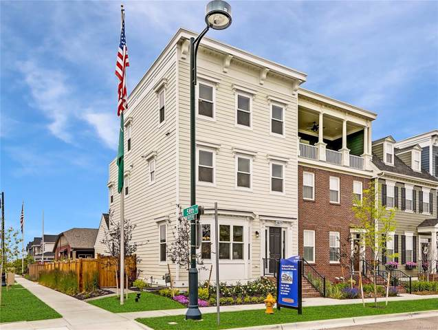 5875 Beeler Street, Denver, CO 80238 (MLS #9296960) :: Kittle Real Estate