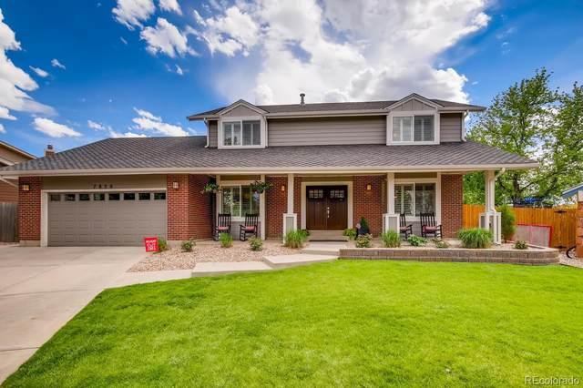 7856 S Pontiac Court, Centennial, CO 80112 (MLS #9297522) :: Find Colorado
