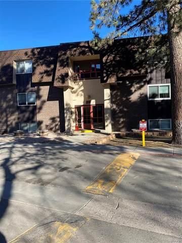7755 E Quincy Avenue 207D3, Denver, CO 80237 (#9298050) :: The DeGrood Team