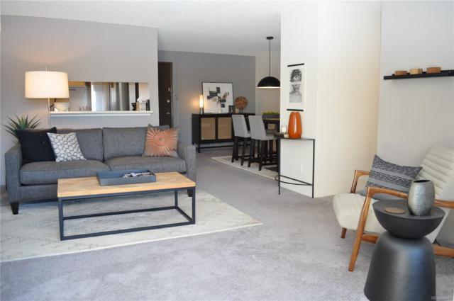 2 Adams Street #806, Denver, CO 80206 (#9298064) :: Bring Home Denver