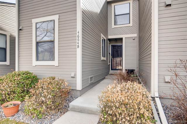 4664 S Fraser Court B, Aurora, CO 80015 (#9298269) :: The Heyl Group at Keller Williams