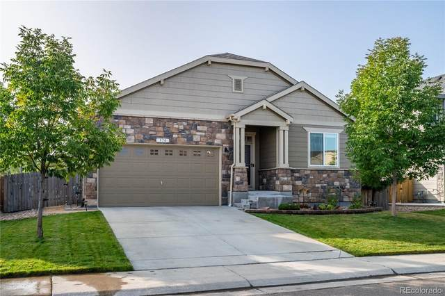 970 Stanley Court, Erie, CO 80516 (#9298328) :: The DeGrood Team