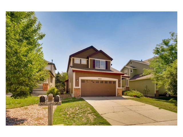 6062 S Yampa Court, Aurora, CO 80016 (MLS #9298565) :: 8z Real Estate