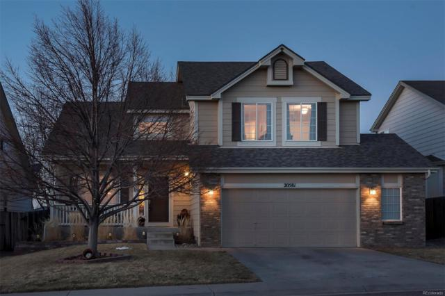 20581 E Mansfield Avenue, Aurora, CO 80013 (MLS #9298705) :: 8z Real Estate