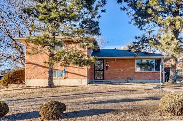 761 E 83rd Place, Denver, CO 80229 (MLS #9299111) :: 8z Real Estate